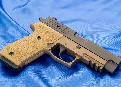 guns, weapons, Sig Sauer - related desktop wallpaper