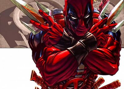 Deadpool Wade Wilson, Marvel Comics - related desktop wallpaper