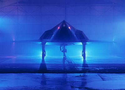 aircraft, military, stealth, planes, vehicles, Lockheed F-117 Nighthawk - desktop wallpaper