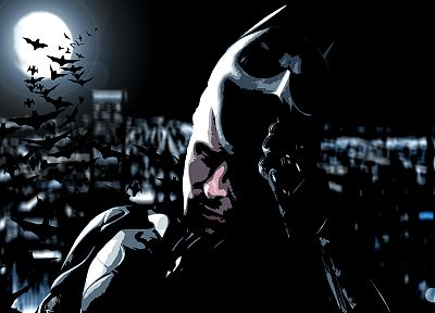 Batman, DC Comics - desktop wallpaper