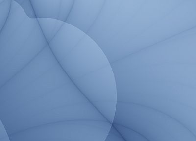 blue, minimalistic, circles - desktop wallpaper