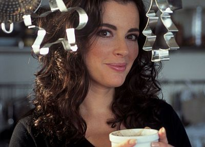 Nigella Lawson - random desktop wallpaper