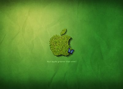 Apple Inc., Mac, technology, logos - duplicate desktop wallpaper