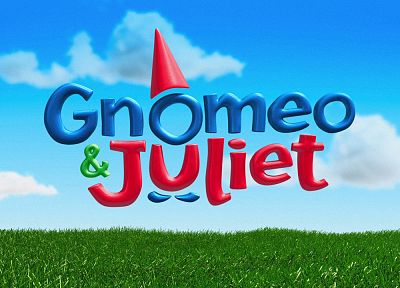 cartoons, movie posters, Gnomeo and Juliet - related desktop wallpaper