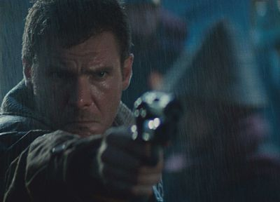 Blade Runner, Harrison Ford - popular desktop wallpaper