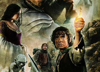 The Lord of the Rings, movie posters, posters, The Return of the King - related desktop wallpaper