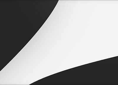 abstract, black and white, black, minimalistic, white, milk - desktop wallpaper