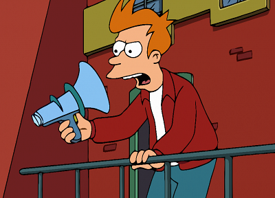 Futurama, funny, Philip J. Fry - desktop wallpaper