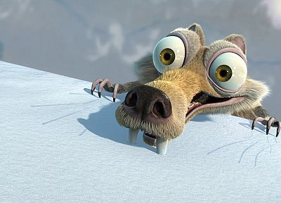Ice Age - random desktop wallpaper
