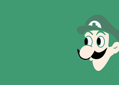 Luigi - desktop wallpaper