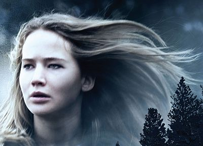 actress, Jennifer Lawrence, Winters Bone - desktop wallpaper