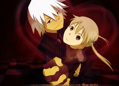 Soul Eater, Albarn Maka, Soul Eater Evans - related desktop wallpaper