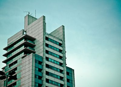 buildings, skyscapes, low-angle shot - random desktop wallpaper