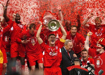sports, Liverpool FC, Steven Gerrard - related desktop wallpaper