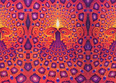 eyes, surreal, shapes, psychedelic, alex grey - desktop wallpaper