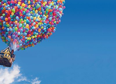 Up (movie) - desktop wallpaper