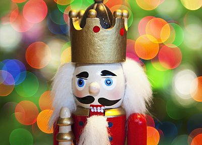 Christmas, nutcracker - random desktop wallpaper