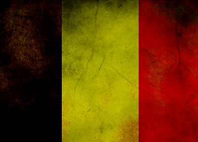grunge, flags, Belgium - random desktop wallpaper