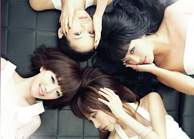 K-Pop, Brown Eyed Girls (music band) - random desktop wallpaper