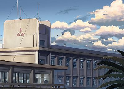 Makoto Shinkai, 5 Centimeters Per Second, anime - random desktop wallpaper