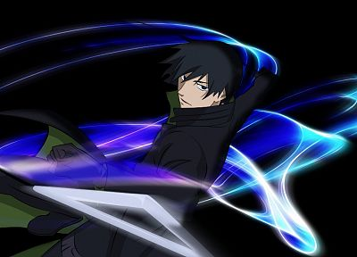 Darker Than Black, Hei, anime - related desktop wallpaper