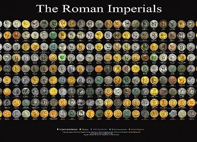 coins, historic, Roman - related desktop wallpaper