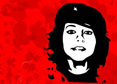 Boxxy, Che Guevara, crossovers - desktop wallpaper