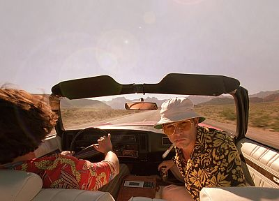 movies, Fear and Loathing in Las Vegas, Johnny Depp - related desktop wallpaper