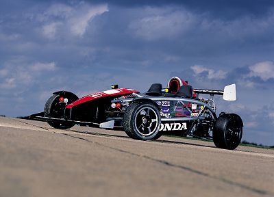 cars, sports, Ariel Atom - random desktop wallpaper