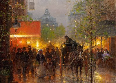 paintings, Edouard Leon Cortes - random desktop wallpaper