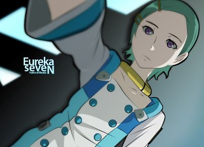 Eureka Seven, Eureka (character), anime girls - random desktop wallpaper