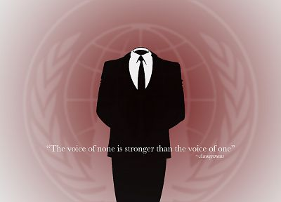 Anonymous - desktop wallpaper
