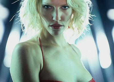 Battlestar Galactica, Tricia Helfer, cylon - related desktop wallpaper