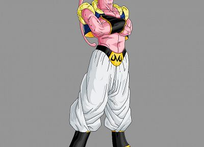 Dragon Ball Z, Majin Buu - random desktop wallpaper