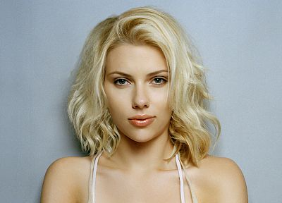 blondes, women, Scarlett Johansson, actress, celebrity - random desktop wallpaper