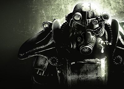 Fallout, Fallout 3, Power Armor - related desktop wallpaper