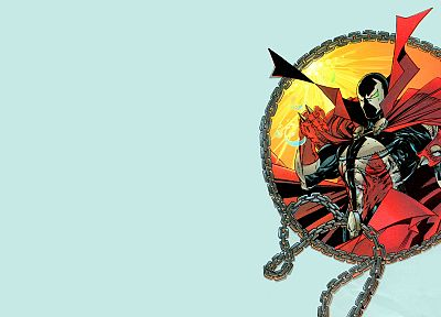 Spawn, comics - related desktop wallpaper