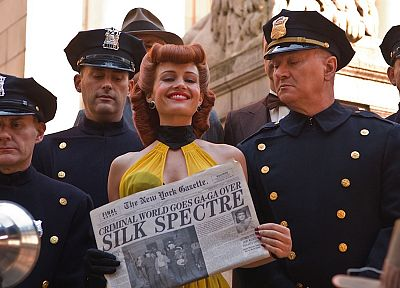 Carla Gugino, newspapers, Sally Jupiter - random desktop wallpaper