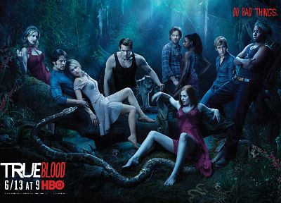 TV, True Blood, TV shows - related desktop wallpaper