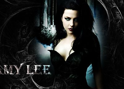 music, Amy Lee, Evanescence - related desktop wallpaper