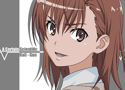Misaka Mikoto, Toaru Kagaku no Railgun, anime girls - desktop wallpaper