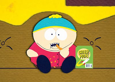 South Park, Eric Cartman - desktop wallpaper