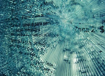 glass, shattered, broken glass - random desktop wallpaper