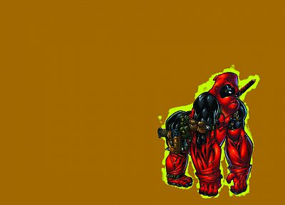 Deadpool Wade Wilson - desktop wallpaper