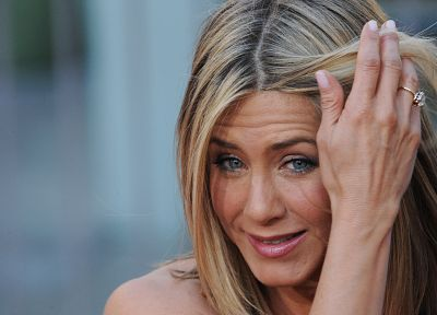 women, Jennifer Aniston - random desktop wallpaper