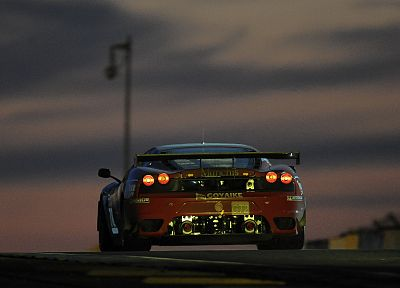 cars, Ferrari, Le Mans, vehicles - random desktop wallpaper