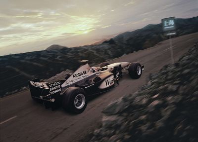 cars, Formula One, McLaren, Mercedes-Benz - related desktop wallpaper