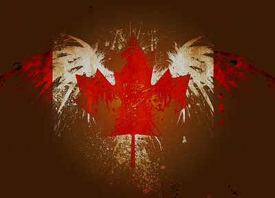 Canada, flags, Canadian flag - related desktop wallpaper