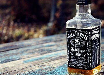 alcohol, whiskey, liquor, Jack Daniels - random desktop wallpaper