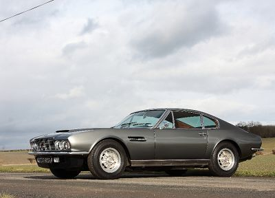 cars, Aston Martin V8 Vantage - random desktop wallpaper